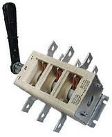 Рубильник ВР32-37А71 220-32 400 А перекидной