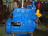 Блок цилиндров Д-65 Д65-01-001-А ЮМЗ, фото 2