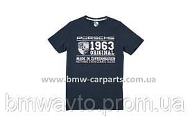 Футболка унисекс Porsche Unisex Fan T-Shirt, 1963 Original - Essential Collection