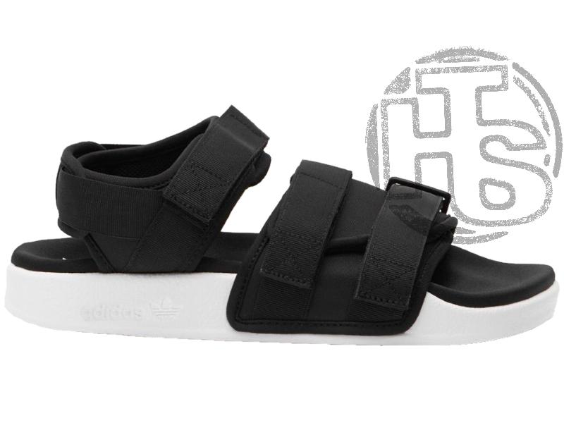 af2f5c0d362 Мужские сандалии Adidas Originals Adilette Sandal Black/White S75382