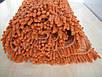 Коврик для ванной хлопковый, 50*60см. цвет оранжевый. Набор для ванной комнаты цена, фото 8