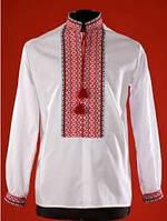 Национальная рубашка с орнаментом
