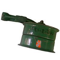 Шкив натяжной привода молотилки с рычагом, 44Б-3-19-1