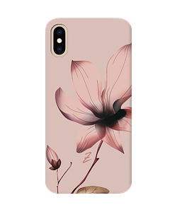 Чехол с рельефным принтом Blossom