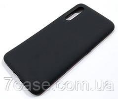 Чехол Silicone Cover для Xiaomi Mi 9 черный