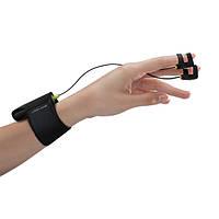 Вибро и электростимулятор  Jimmyjane Hello Touch Finger Vibrator X Black