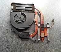 Система охлаждения  Lenovo Z585 б.у. оригинал.