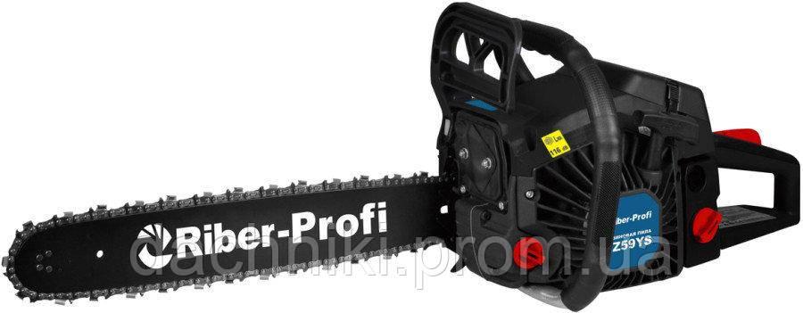 Бензопила Riber-Pro MZ59YS