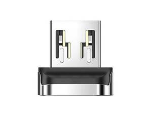 Коннектор зарядный Ugreen Micro USB 5V2.4A магнитный (ED023)