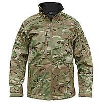 Куртка тактическая  SCU 14  (SOFTSHELL) цвет мультикам  Германия
