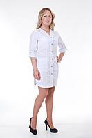 Медицинский халат, мед одежда, халат для медсестры