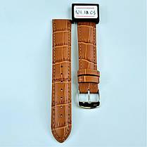 18 мм Кожаный Ремешок для часов CONDOR 521.18.03 Коричневый Ремешок на часы из Натуральной кожи, фото 2