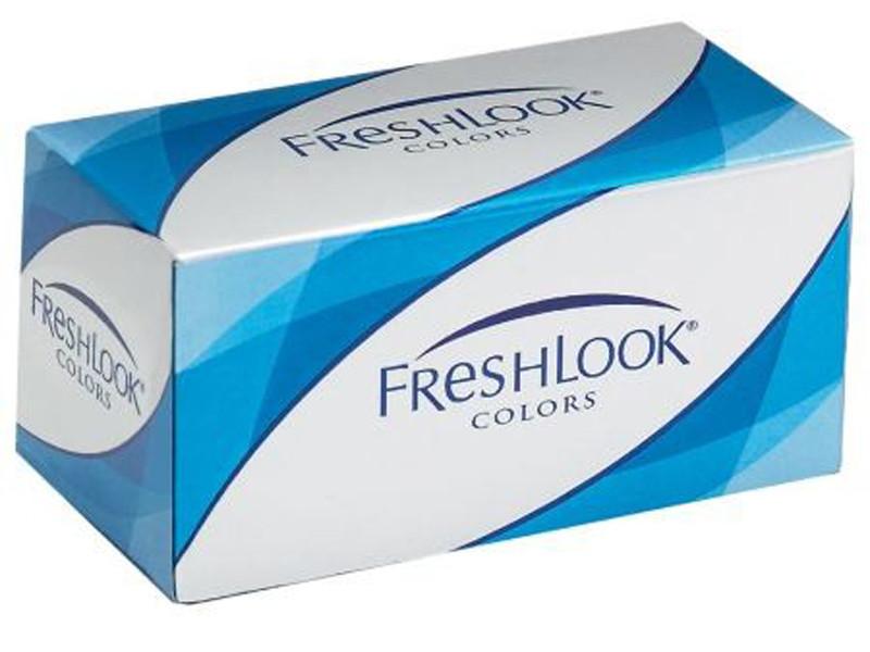 Цветные линзы FreshLook Color (1 месяц) - Linza.org в Харькове