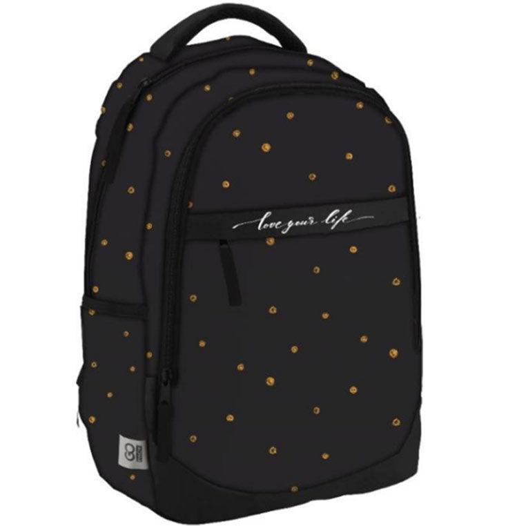 Рюкзак (ранец) GoPack школьный GO19-131M-3