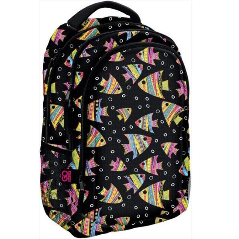 Рюкзак (ранец) GoPack школьный GO19-133M-1