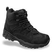 Ботинки  тактические  патрульные 'TROOPER' 5 INCH цвет  черные