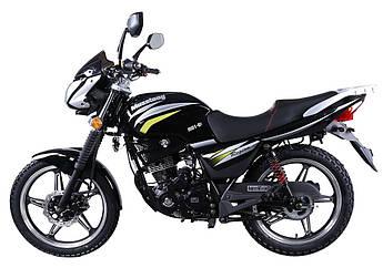 Мотоцикл Musstang Region MT150 Черный