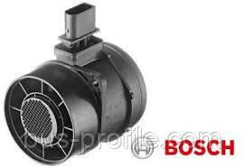 Расходомер воздуха на MB Sprinter 2.2, 3.0 Cdi, VW Crafter 2.5 TDI 2006→ — Bosch (Германия) — 0281002896