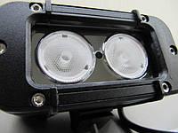 Светодиодная фара 12 см.  LED GV 1020F рабочий свет 20Вт. https://gv-auto.com.ua