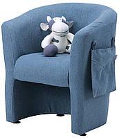 Кресло детское Капризулька джинс
