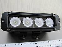 Светодиодная фара  LED GV 1040F широкий луч света 40Вт. https://gv-auto.com.ua, фото 1