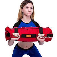 Сумка SANDBAG (сэндбэг) для тренировок Onhillsport 50 кг (SB-5550)