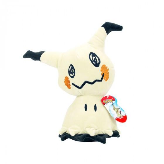 М'яка іграшка Мимикью Pokemon, 20 см