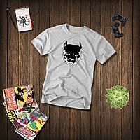 Мужская серая футболка, чоловіча футболка Smotra, Monster, давидыч, Реплика