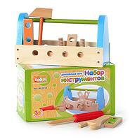 Набор инструментов - деревянная игрушка MD 0513