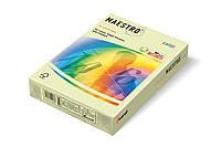 Цветная бумага А4 80 г/м2 GN27 светло-зеленый
