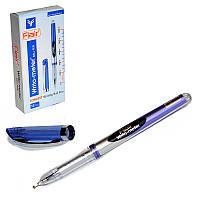 """Ручка шариковая """"Flair Writometer"""" 10 км. синяя"""