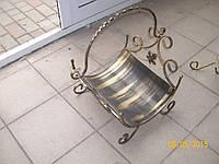 Подставка для дров маленькая., фото 1