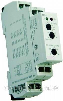 RHT-1 - гигро-термостат для распредщитов