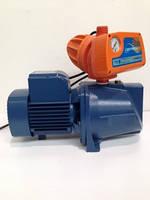 Электронное реле Pedrollo EASY PRESS II 1,1 кВт 16 A + манометр, старт 2,2