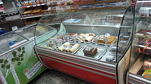 Холодильные витрины, шкафы, горки cold, лари б/у, фото 2