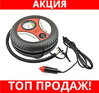 Компрессор для автомобильных шин Air Compressor Lesko 260PSI DC 12V-Жми Купить!