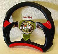 Руль Militari №994 (красный)