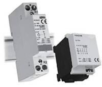 VS120, VS220, VS420, VS425, VS440, VS463 - монтажные контакторы AC1. Обзор монтажных контакторов.