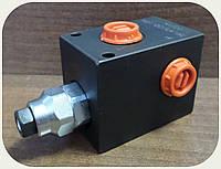 Предохранительный клапан трубного монтажа 30-250Bar, резьба 3/8BSP (CPL40/38-25A)