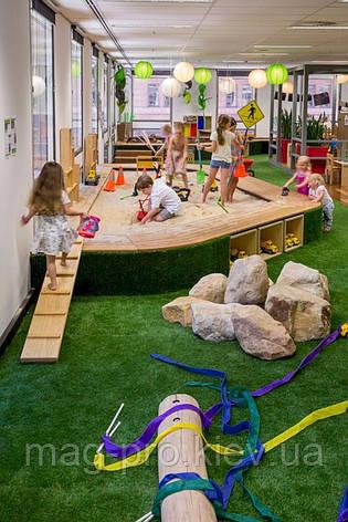 Искусственная трава для детской площадки, фото 2