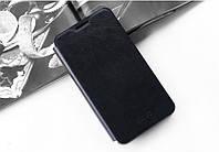 Шкіряний чохол книжка MOFI для Microsoft Lumia 430 чорний, фото 1