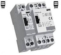 VSM220, VSM425 — монтажные контакторы AC1 с ручным управлением