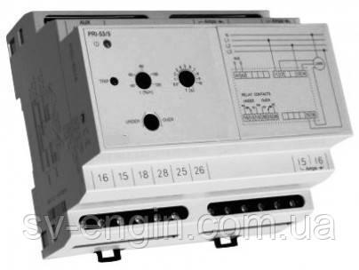 PRI-53/1, PRI-53/5 - реле контроля тока для трехфазных цепей