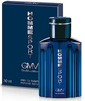 Мужская оригинальная туалетная вода Gian Marco Venturi GMV Homme Sport, 30 ml NNR ORGIN /5-8