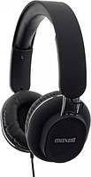 Наушники проволочные Maxell Classics Headphones Black (4902580774950)