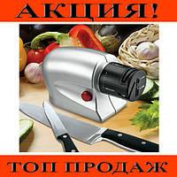 Универсальная электрическая точилка для ножей и ножниц Sharpener-Жми Купить!