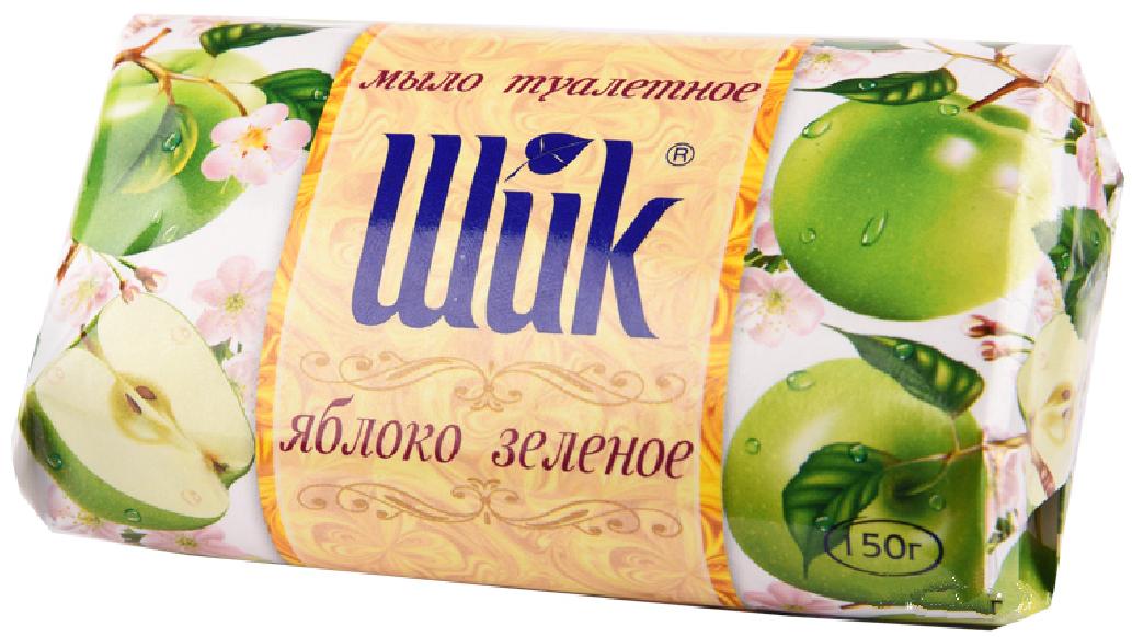 """Мыло туалетное Шик """"Яблоко"""" (140г.)"""