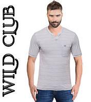 Футболки мужские опт Wild Club 7021