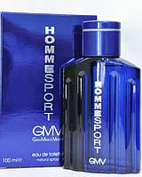 Мужская оригинальная туалетная вода Gian Marco Venturi GMV Homme Sport, 100 ml NNR ORGIN /5-61