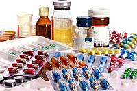 Химическое сырье для фармацевтической промышленности